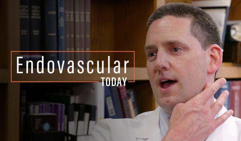 Retrograde Transcarotid Revascularization for Symptomatic Proximal Common Carotid Stenosis