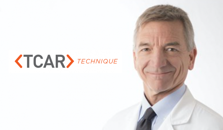 Addressing Calcified Carotid Lesions with TCAR
